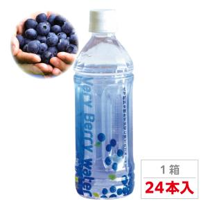 Very Berry water(ベリーベリーウォーター)×1箱(24本入)111